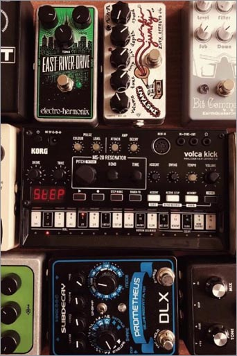 Stompbox Volca Kick
